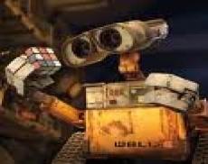 Review Wall-E: Dit is wallie de robot die niet kan zweven hij speelt eigelijk de hoofdrol in dit spel!