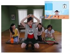 Review WarioWare: Smooth Moves: Bij sommige games moet de Wii-mote op je hoofd!