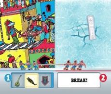 Review Where's Wally? The Fantastic Journey: Hinder je tegenstander door zijn zicht te belemmeren.