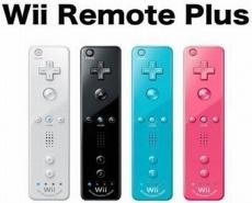 Review Wii-afstandsbediening Plus: De remote plus is er in 4 verschillende kleuren.