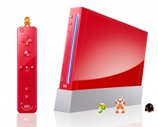 Review Wii-afstandsbediening Plus: En je hebt natuurlijk de <a href = http://www.mario64.nl/nintendo64_Super_Mario_64.htm target = _blank><a href = http://www.mariowii.nl/wii_spel_info.php?Nintendo=Super_Mario_All-Stars_-_25th_Anniversary_Edition>Super Mario All Stars</a> limited edition Wii, mét een rode mario Wii Remote plus bijgeleverd!