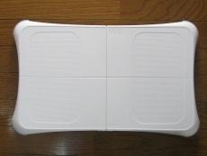 Review Wii Balance Board: Het Wii Balance Board van boven.