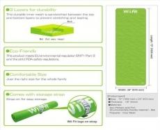 Review Wii Fit Mat: De uitleg van Wii over de Wii fit mat