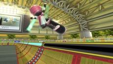 "Review Wii Fit Plus: De nieuwe balansgame ""Skateboard Arena"" is erg leuk om te doen."