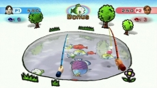 Review Wii Play: Zoals de meeste andere spelletjes ben je ook hier na 5 minuten op uitgekeken.