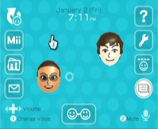 Review Wii Speak: Het Wii Speak kanaal.