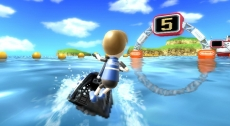 Review Wii Sports Resort: Racen op de jetski