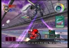 Review Yu-Gi-Oh! 5D's Wheelie Breakers: Je kan racen met je sterkste monster aan boord!