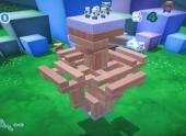 <a href = https://www.mariowii.nl/wii_spel_info.php?Nintendo=Jenga_World_Tour>Jenga</a>-achtig, laat de torens niet omvallen want dan vallen de kalfjes er vanaf