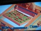 In het thema 'de wraak van Ra' speel je het kanteldoolhof, waar kids altijd tijd te kort komen.