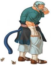 Mordecai, een van de