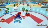 Bij ijshockey kan je ook muntjes verzamelen die, wanneer je een goal maakt, bij je score worden opgeteld.