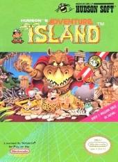 De eerste Adventure Island is uit 1986 en was voor de Nintendo Entertainment System (NES).