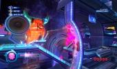 De Wii Exclusieve roze wisp waarbij sonic met spikes kan klimmen.
