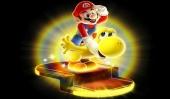 Door de Bulb Fruit geeft Yoshi licht en zal hij een korte tijd onzichtbare platformen zichtbaar maken.