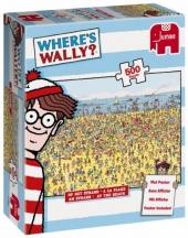 Een puzzel van Wally