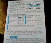 Een flyer met de download code voor het Wii Speak kanaal.