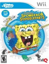 Kantelen, vegen, tikken en tekenen in meer dan 100 minigames met SpongeBob