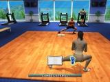 Bij deze oefening strek je je been uit.