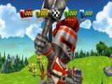 Speel met verschillende knotsgekke karakters en probeer de highscore te halen.