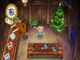 Lekker shoppen in de winkel van Tom Nook. Wat kost een kerstboom?