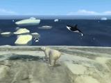 Die witte pootjes op het scherm zijn superhandig: je kunt er zelfs orka's mee lokken!