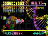 De gameplay van dit spel is gebaseerd op ritme.