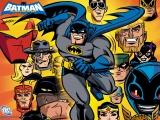 Speel als vele DC characters, zoals Batman, Robin en zelfs Aquaman!