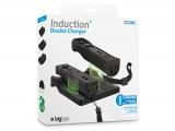 De Bigben inductie<a href = http://www.mariowii.nl/wii_spel_info.php?Nintendo=Battery_Pack>lader</a>; opladen zonder je <a href = http://www.mariowii.nl/wii_spel_info.php?Nintendo=Motion_Plus>motion plus</a> of hoesje eraf te halen!