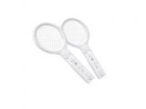 Natuurlijk kun je ook gewoon tennissen met deze set.
