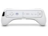 De BigBen Wii Remote Grip is van rubber gemaakt en geeft een betere grip.