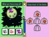 Er is ook een multiplayermodus aanwezig om te kijken wie het slimst is!