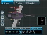 Maak je eigen schip of level in de Editior Mode.
