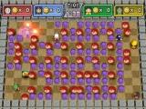 De klassieke <a href = http://www.mario64.nl/gamebman.htm>Bomberman</a> gameplay is gelukkig aanwezig.