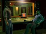 """""""Dus de moord is gepleegd in deze studio? Dan hoop ik maar dat de opnamen geslaagd zijn..."""""""