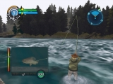 Vissen is ook een vorm van jagen, maar dan minder gevaarlijk!