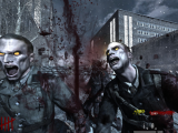 De zombies mode(met veel bloed!)