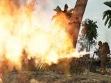 Woesh! De vlammenwerper is een van de sterktste wapens in het spel.
