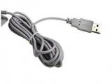 De bijhorende USB-kabel steek je in een USB-poort en niet in een stopcontact.