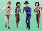 Hier zie je 4 van de wel 79 speelbare personages!