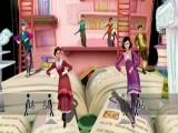 Je kunt echt overal dansen, zoals op het podium of op straat. Maar wat is dit?? Dansen op boeken?!?