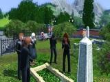 Zelfs het Sims-leven kent zijn minder leuke kanten... gelukkig komt het niet vaak voor!