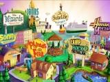 Speel op verschillende locaties uit allerlei Disney Channel-programma's.