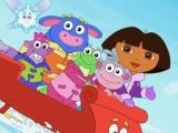 Beleef de leukste avonturen met Dora en haar vriendjes.