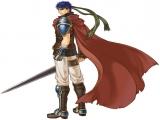 Naast Ike (die je hier ziet) zijn er nog veel meer personages die je komen helpen in het spel.