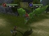 De game maakt geen gebruik van het richten met de Wii-mote, wat erg ouderwets aanvoelt.