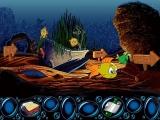 Freddi Fish en het Verhaal van de Verdwenen Zeewierzaadjes: Screenshot