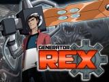 Speel als Rex, een jonge met superkrachten.