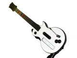 Wees een rockster met de Guitar Hero gitaar.