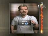 Het heet niet voor niets Hell's Kitchen hoor!